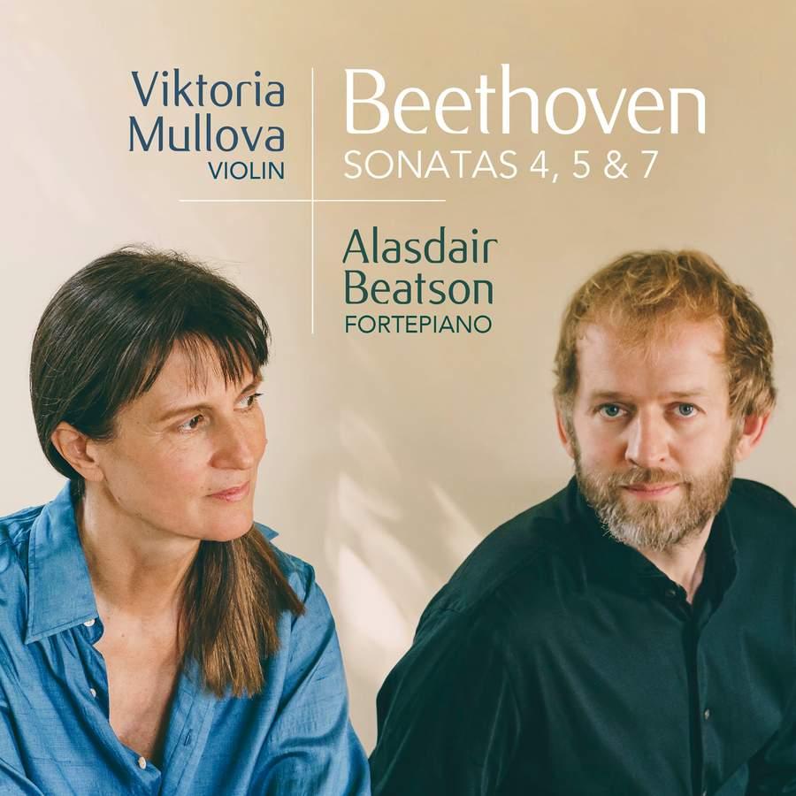 Beethoven Sonatas 4, 5 & 7